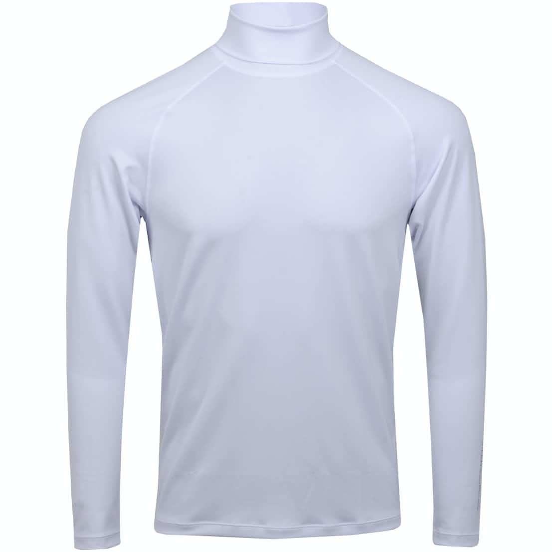 Edwin Thermal Roll Neck White - 2020