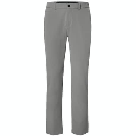 Ike Tailored Fit Warm Pants Steel Grey - AW19