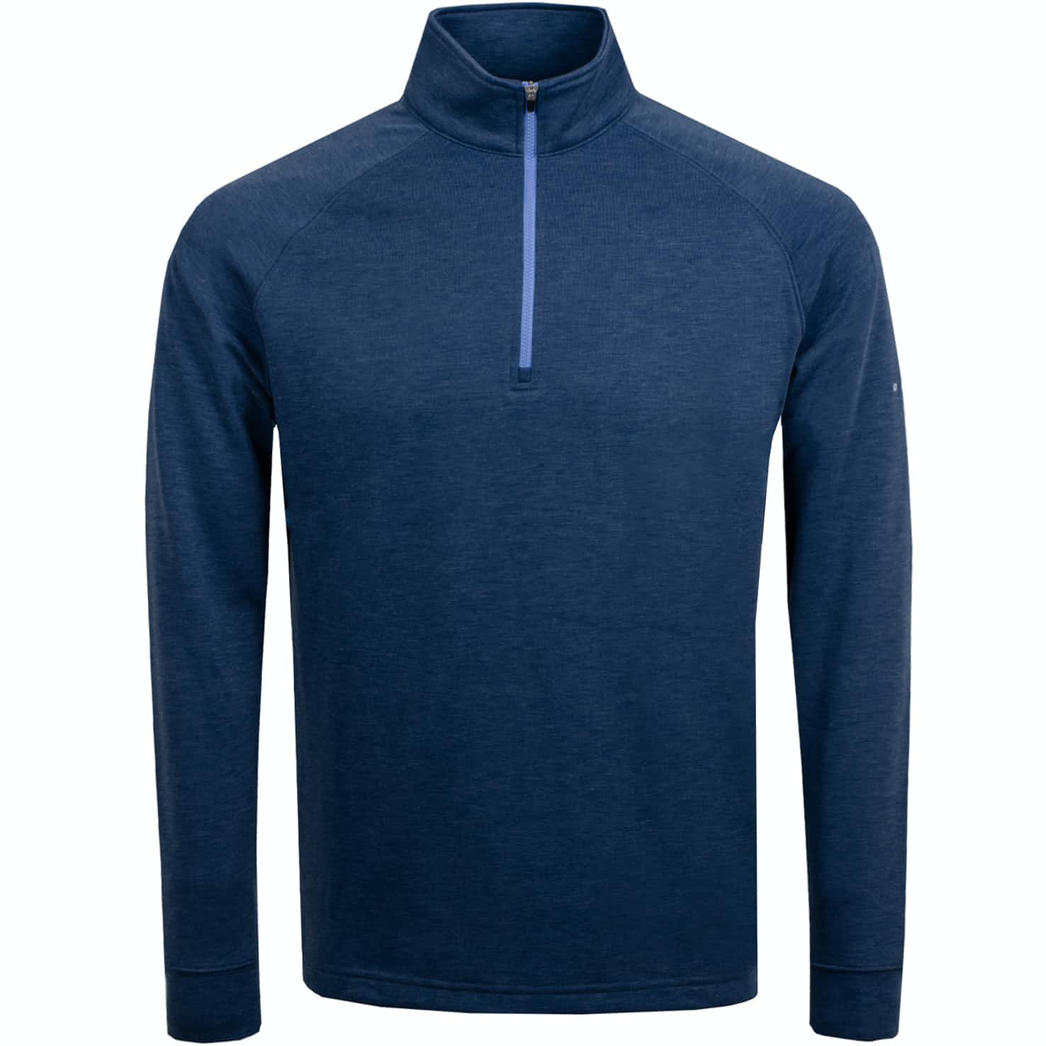 Skye Quarter Zip Fleece Iron Heather - AW19