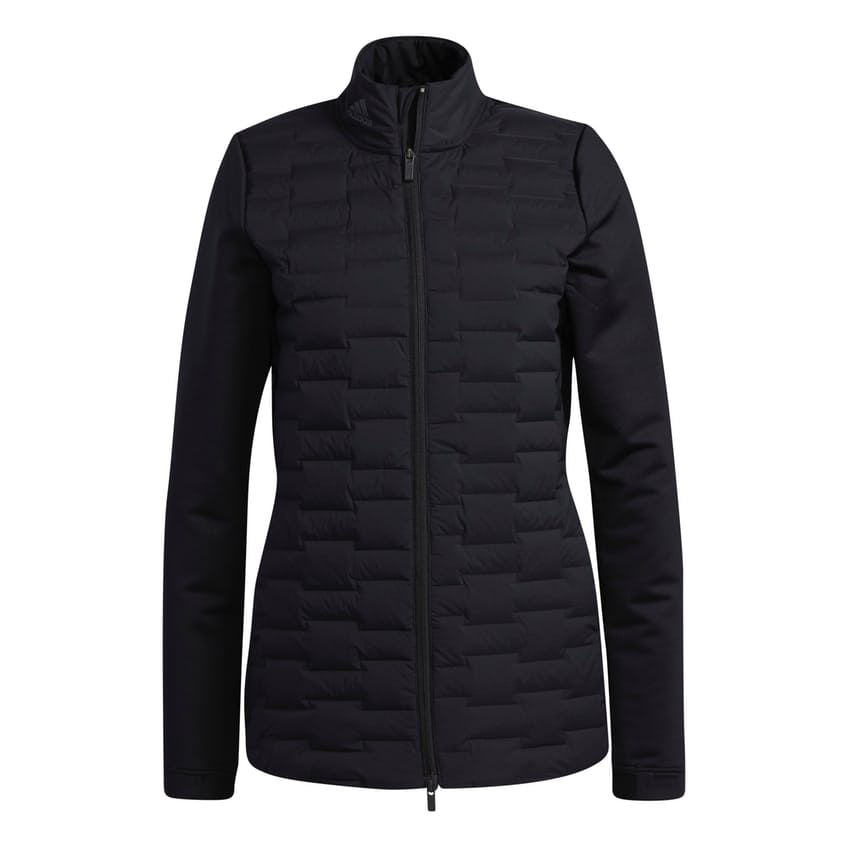 Womens Frost Guard Jacket Black - AW21 0