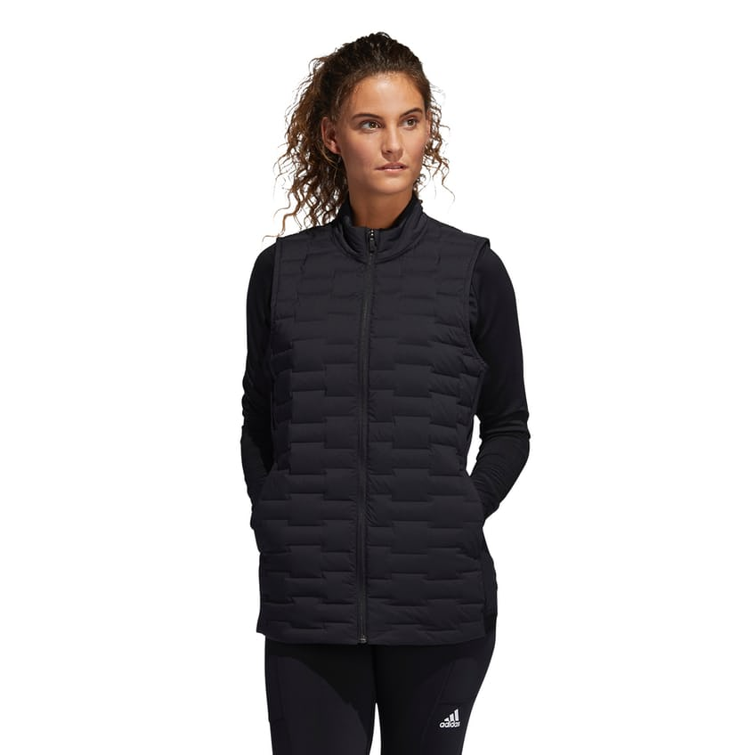 Womens Frost Guard Vest Black - AW21 0