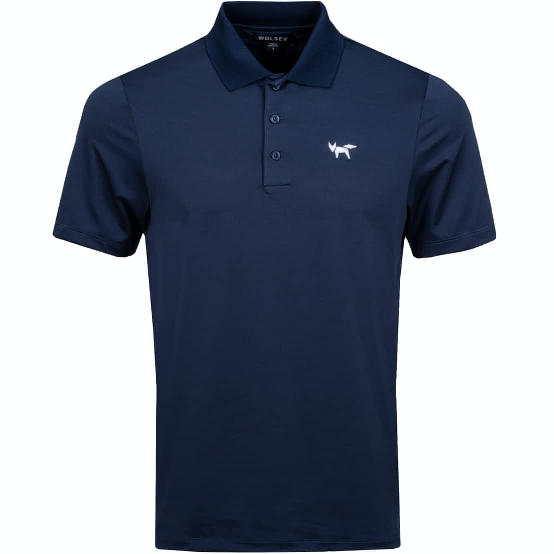 Hillwell Classic Technical Polo Total Eclipse - AW19