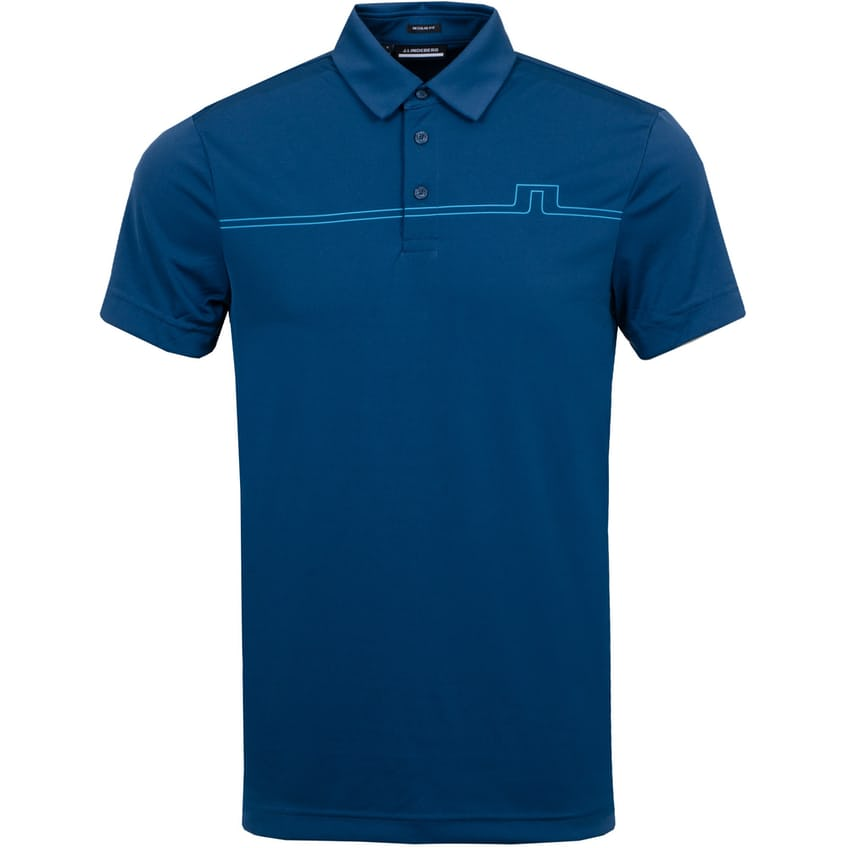 Clay Regular Fit TX Jersey Majolica Blue - AW21 0