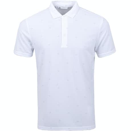 Monogram Polo White - AW19