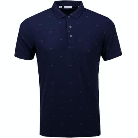 Monogram Polo Navy - AW19