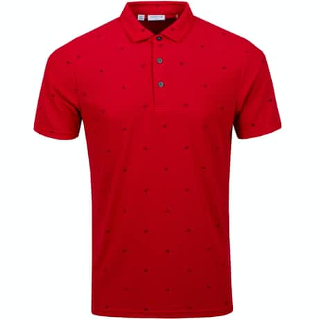 Monogram Polo Classic Red - AW19