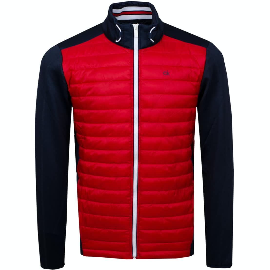 Hybrid Jacket Navy/Classic Red - AW19