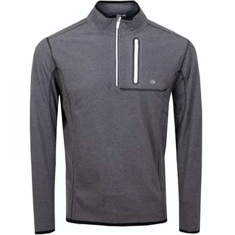 Swing Performance Fleece Charcoal - AW19