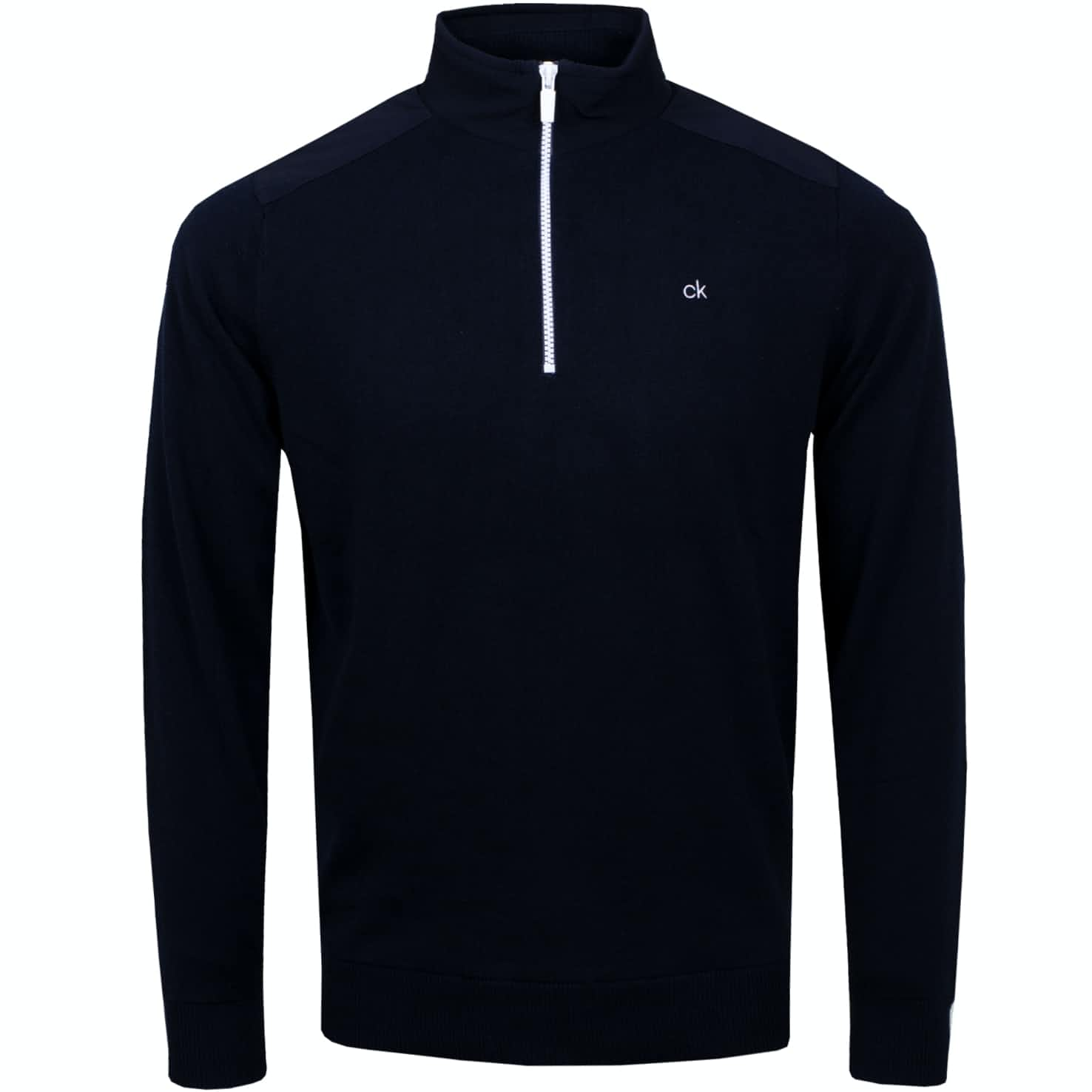 Extend Lined Sweater Navy - AW19