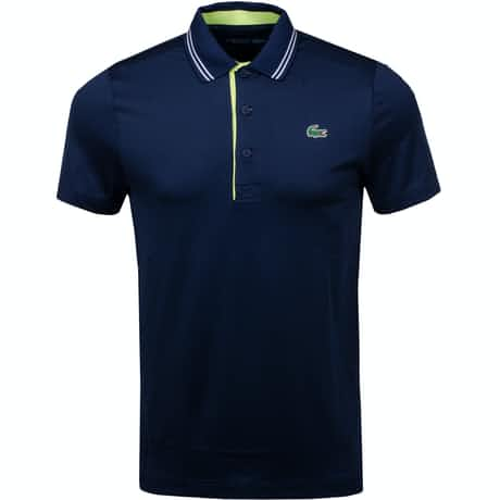 Technical Jersey Polo Navy - AW19