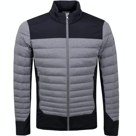 Blackcomb Stretch Jacket Steel Grey Melange/Black - AW19