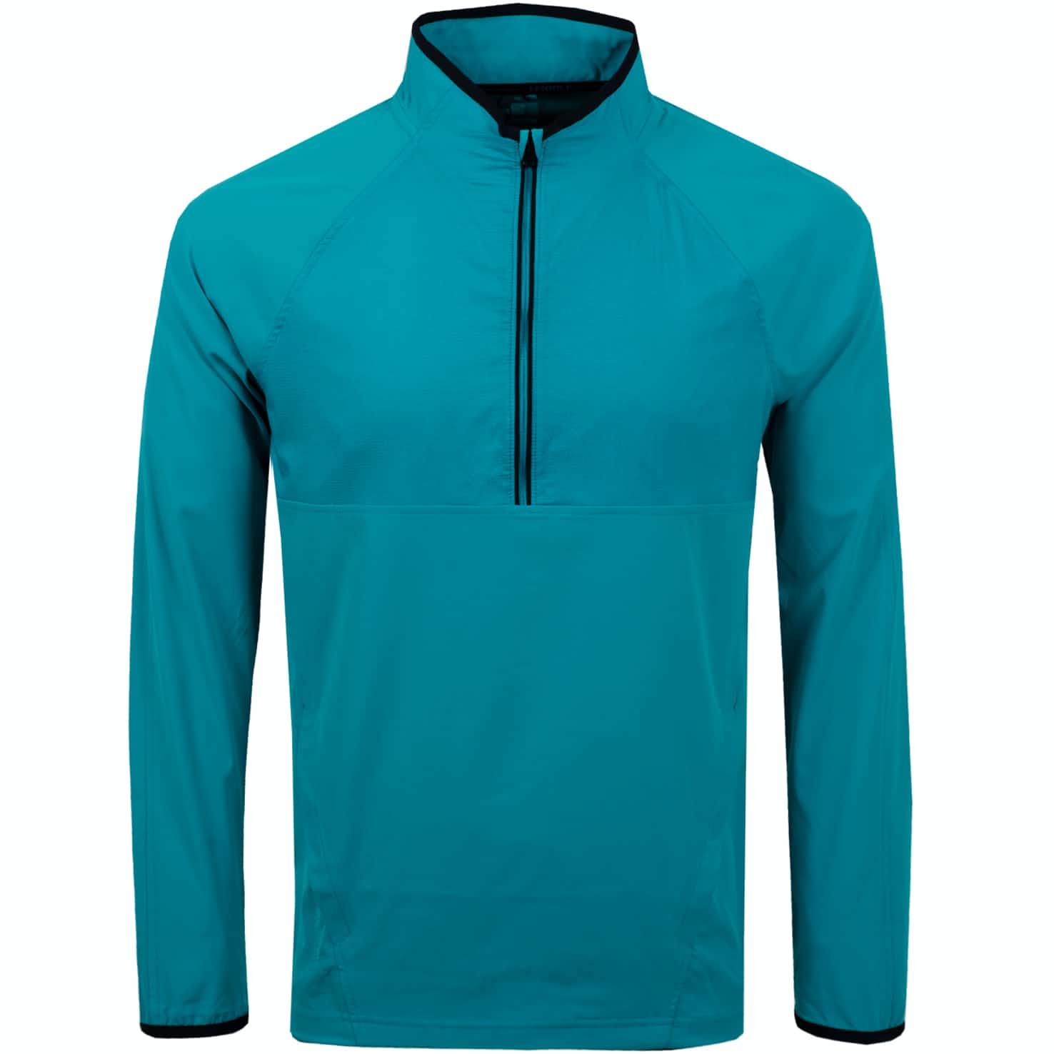 Storm Windstrike Half Zip Teal Rush/Pitch Grey  - AW19