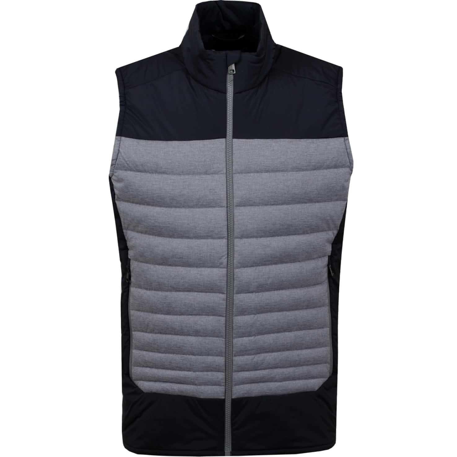 Blackcomb Stretch Vest Steel Grey Melange/Black - AW19