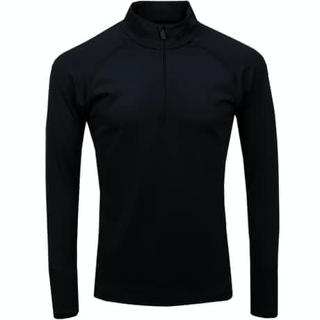 Feel Half Zip Black - 2020