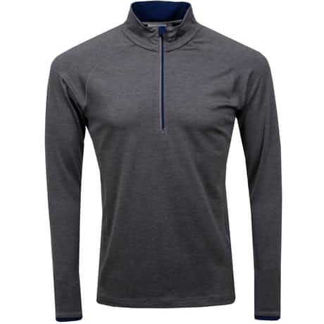 Feel Half Zip Steel Grey Melange - 2020