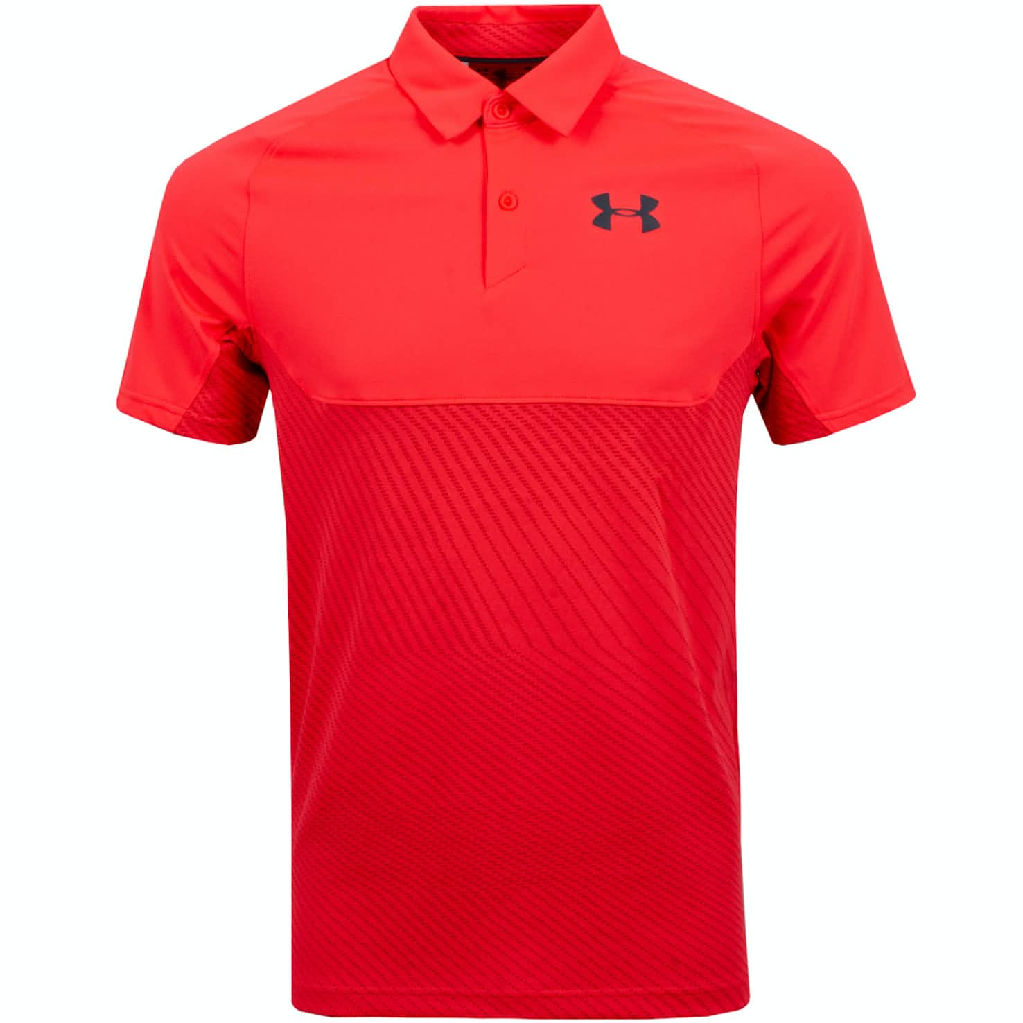 Tour Tips Blocked Polo Beta Red - AW19