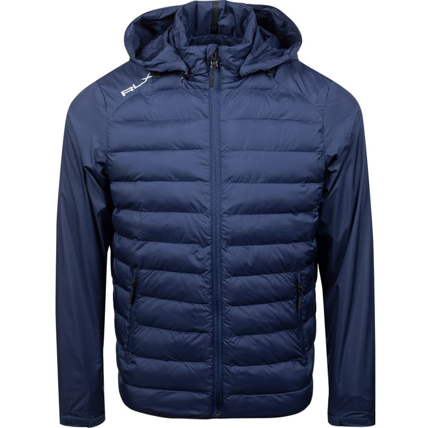 RLX Packable Thermoplume Hood Jacket French Navy - AW21 0