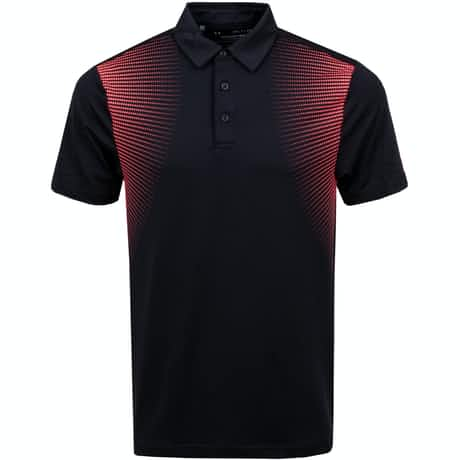 Playoff Polo 2.0 Black/Beta Red - AW19