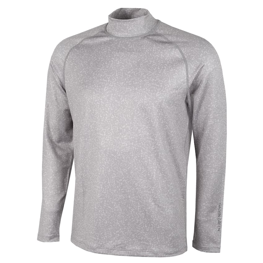 Ethan Roll Neck Thermal Sharkskin - AW21 0