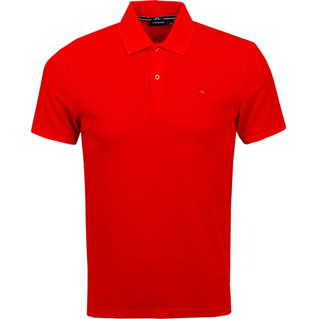 Troy Clean Pique Racing Red - AW19