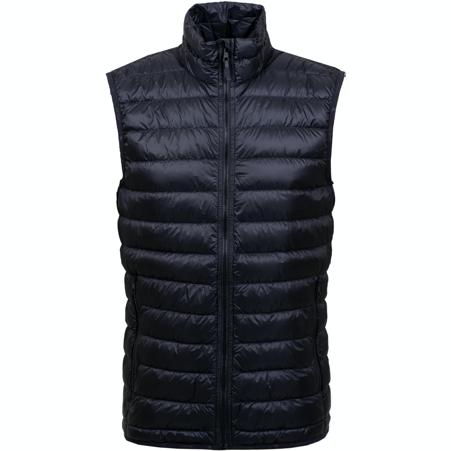 Light Down Vest Black - AW19