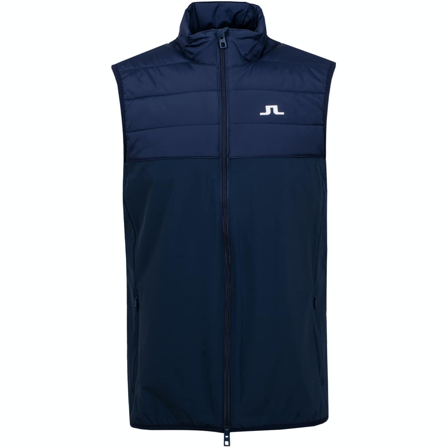 Winter Hybrid Lux Softshell Vest JL Navy - AW19