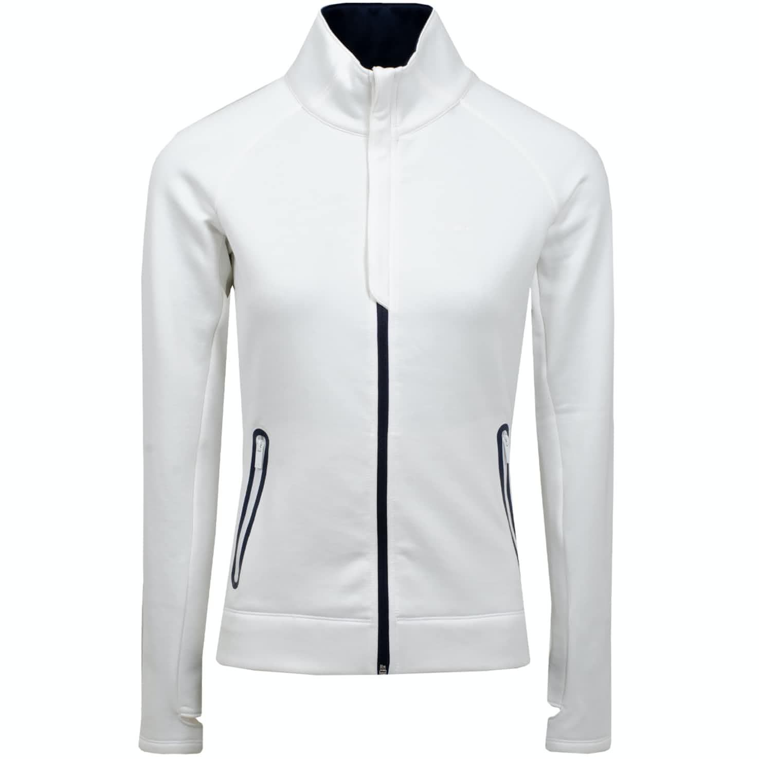Womens Cassio Stretch Top Natural White - AW19