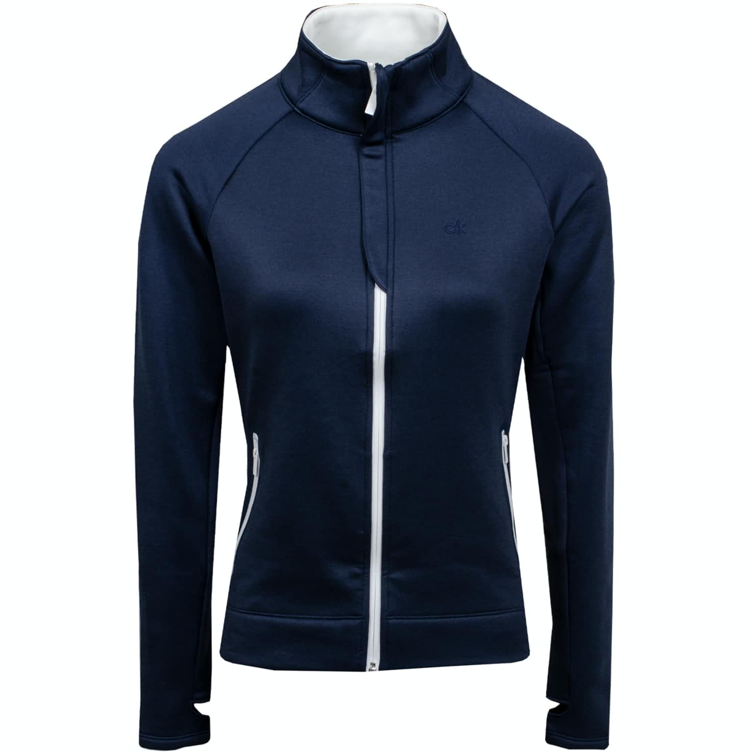 Womens Cassio Stretch Top Navy - AW19