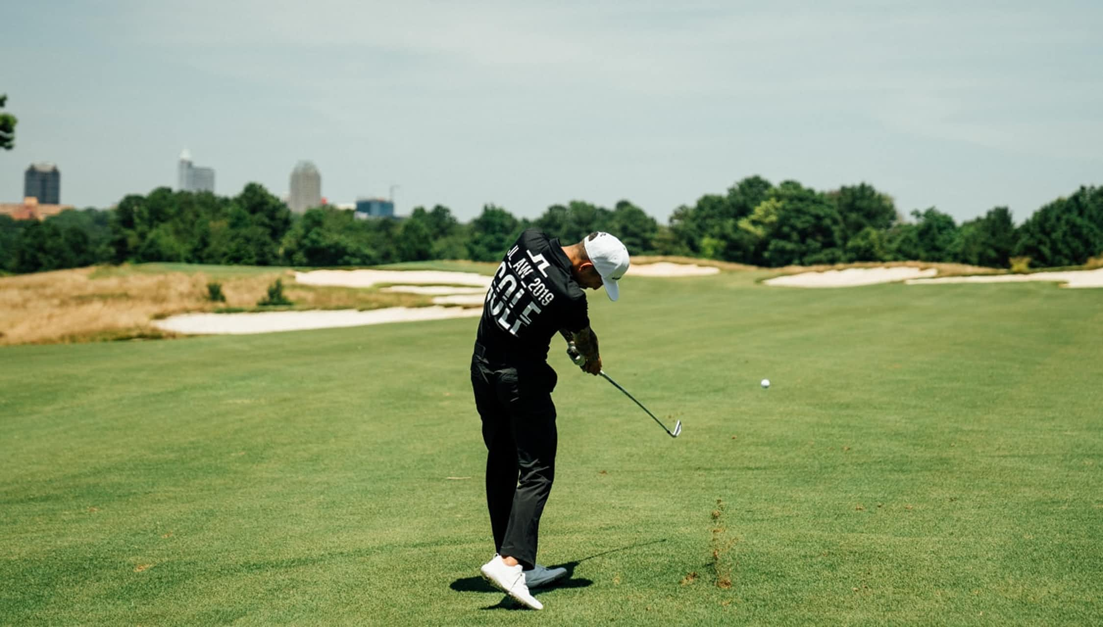 J.Lindeberg Stealth Capsule | Banned On Tour