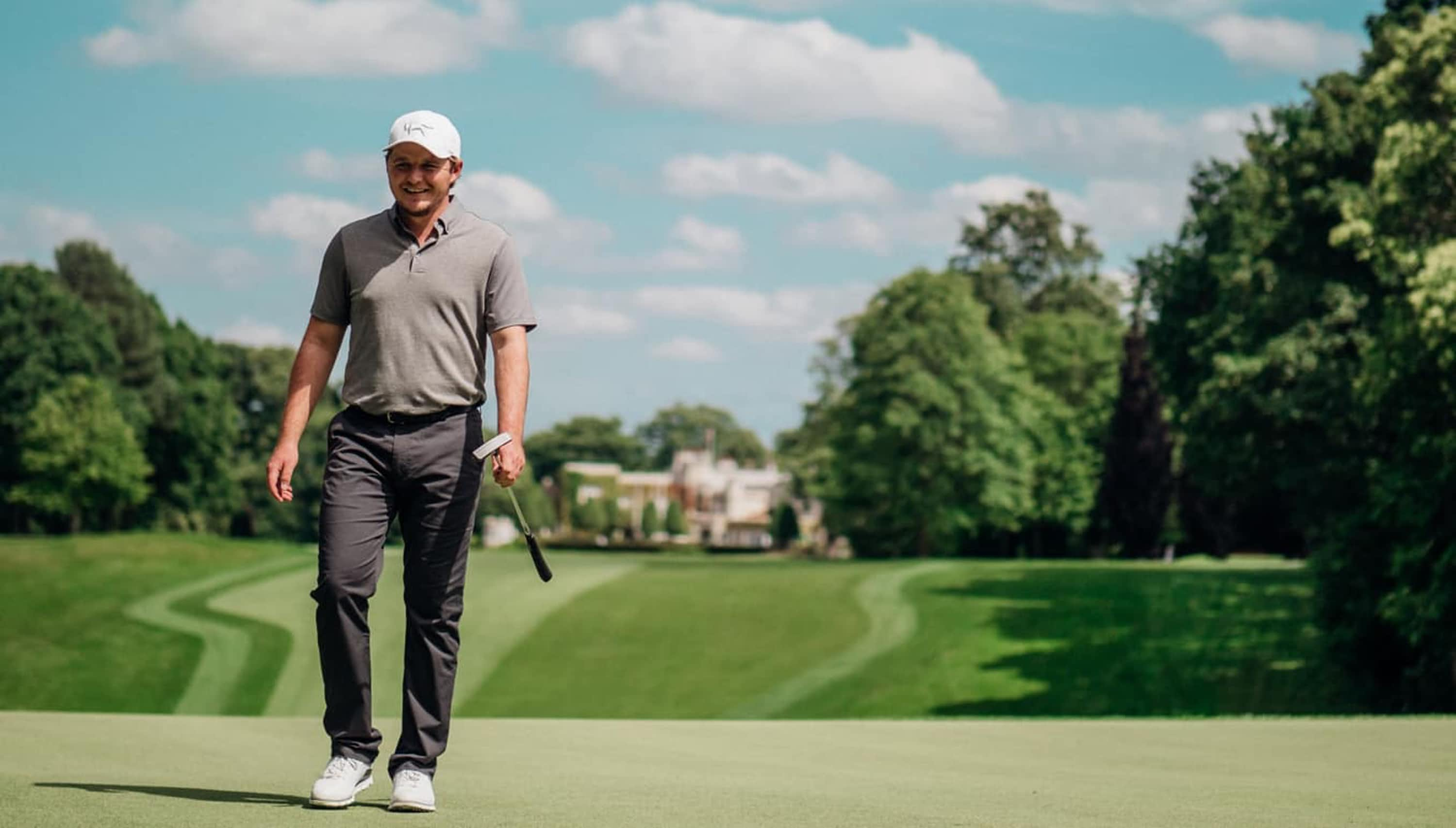 Wolsey Golf | AW19 Collection