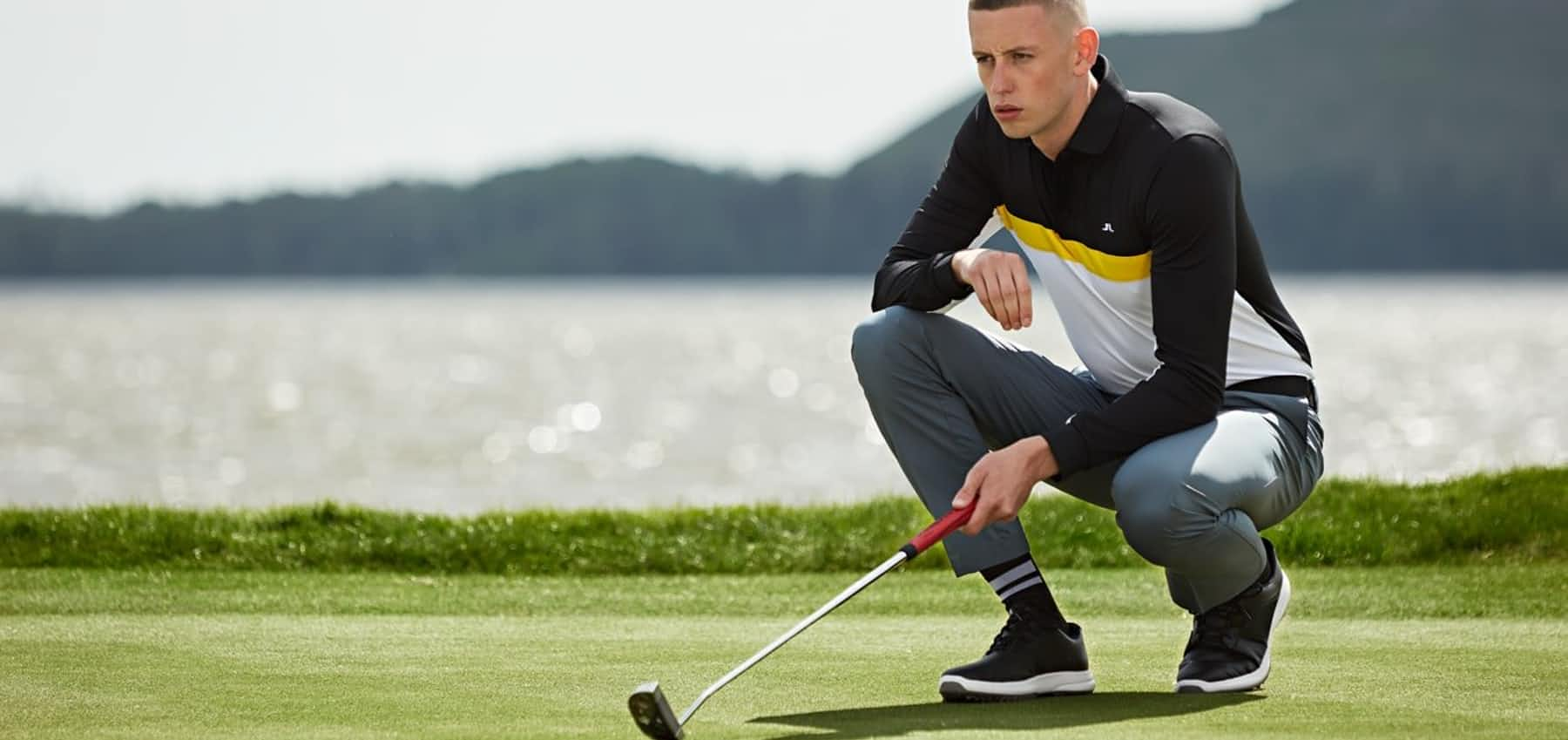 J.Lindeberg | AW19 | The Golf Collection