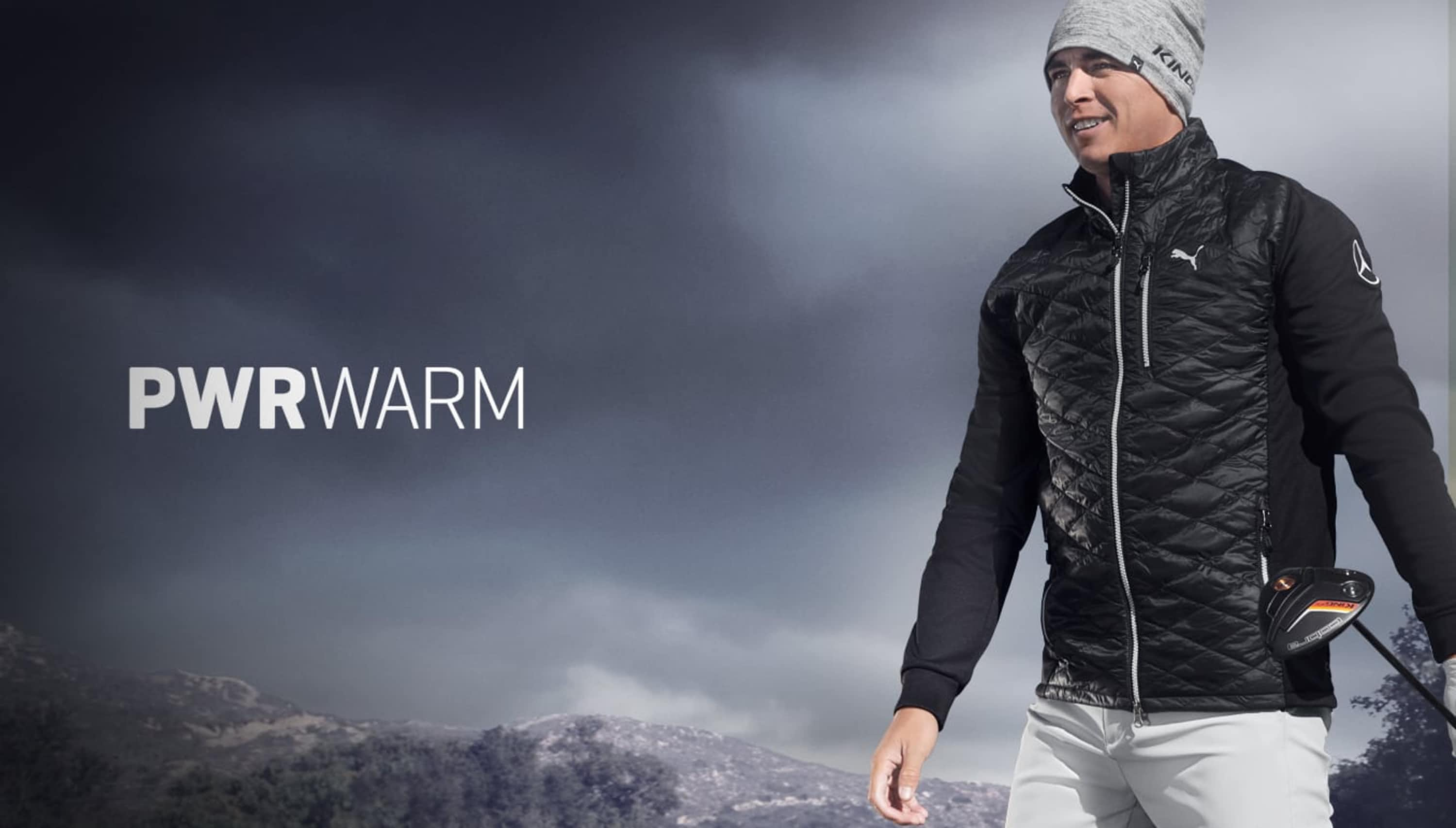 Puma PWRWARM Technology - Perfect for winter