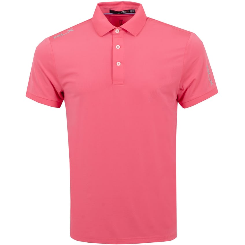 RLX Solid Airflow Jersey Sunset Rose - AW21 0