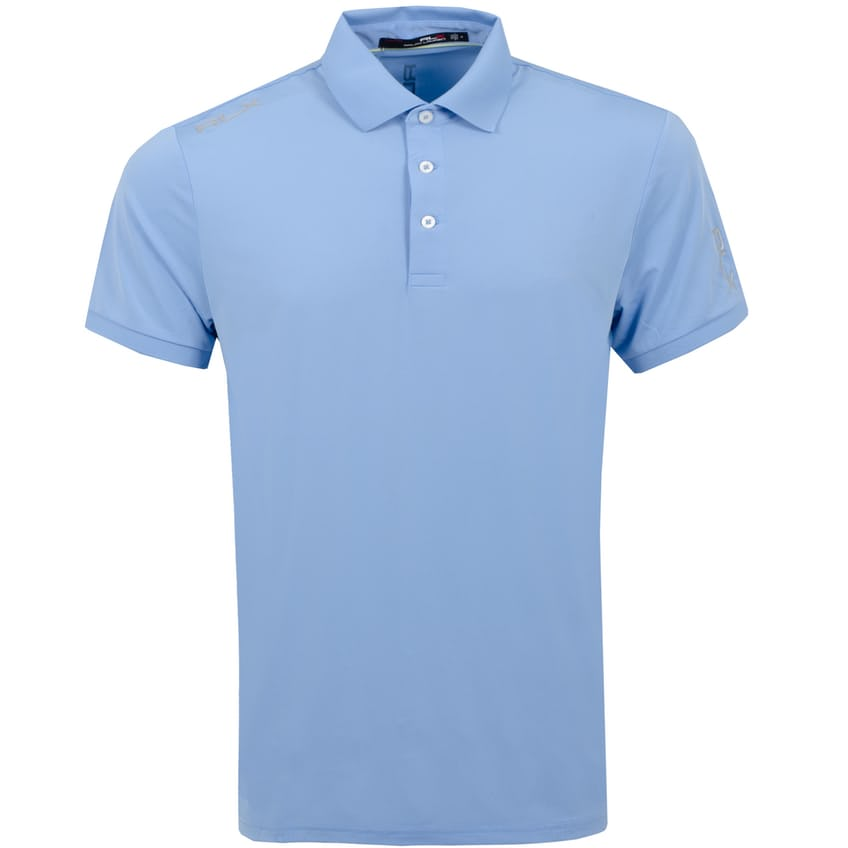 RLX Solid Airflow Jersey Blue Lagoon - AW21 0