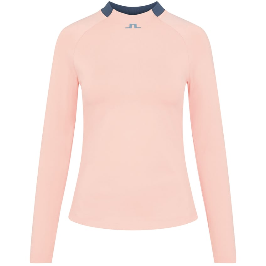 Womens Eleonore LS Brushed TX Jersey Pale Pink - AW21 0