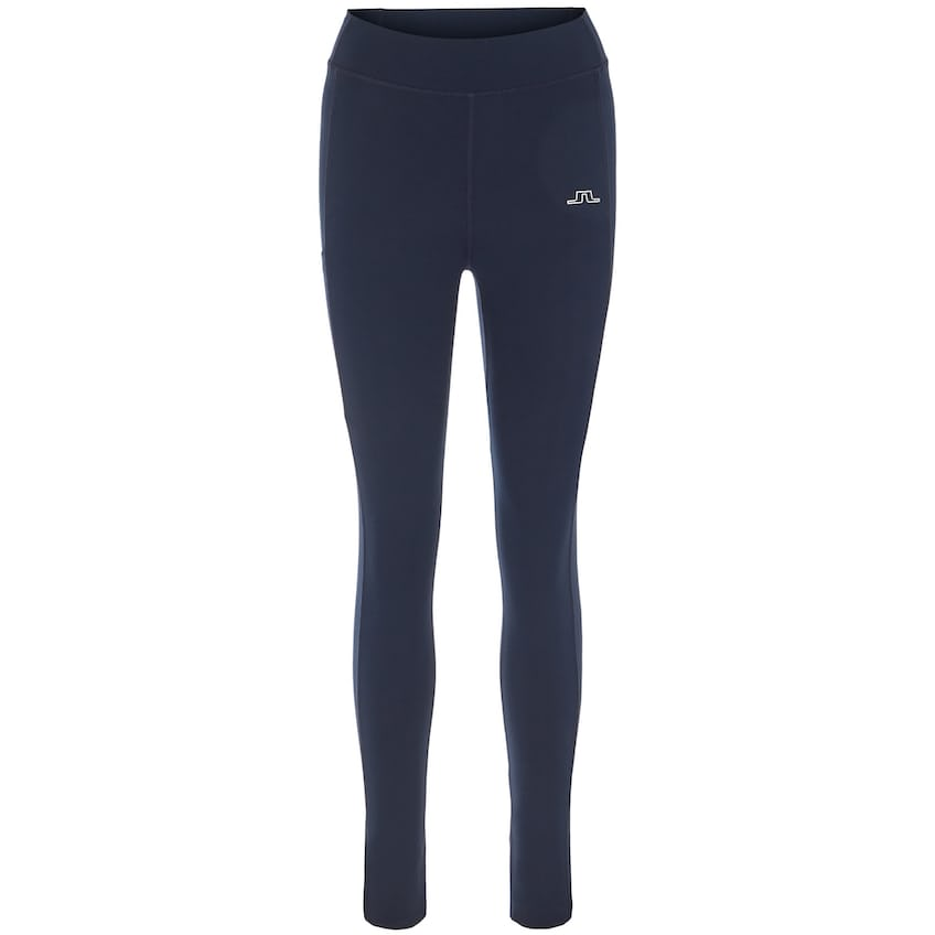 Womens Zena Brushed Lux Sculpt Tights JL Navy - AW21 0