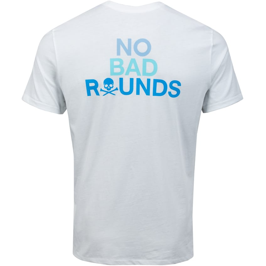 No Bad Rounds Tee Snow - AW21 0