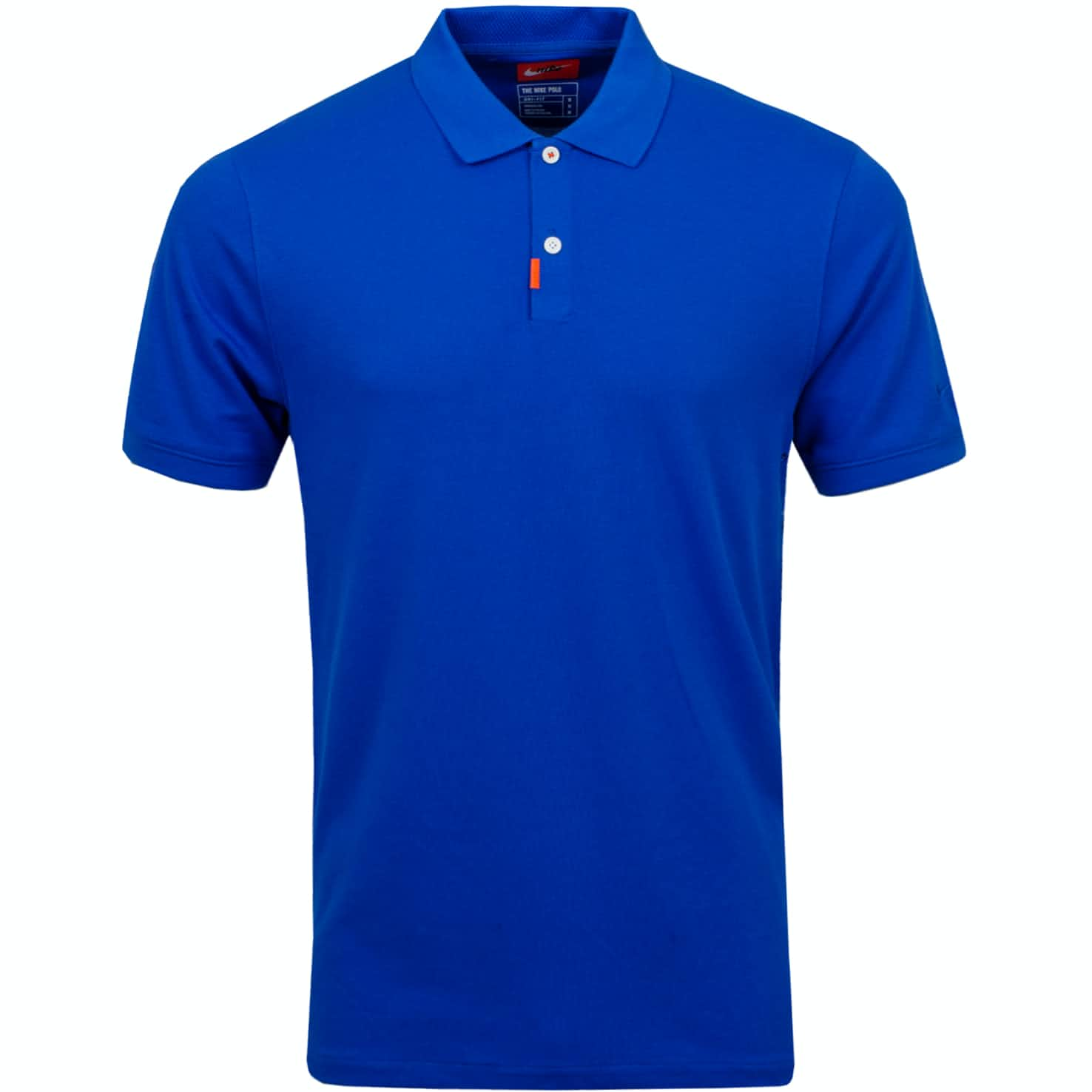 Nike The Nike Polo Slim Game Royal  - W19