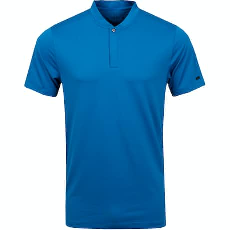 Nike TW Dry Polo Blade Green Abyss - W19