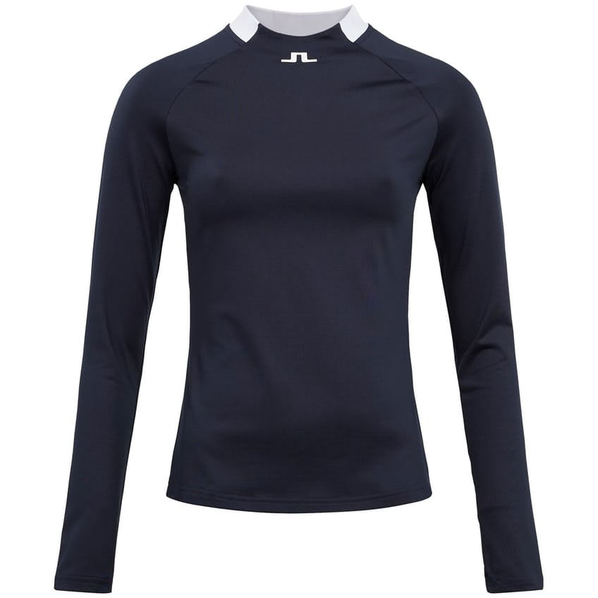 Womens Eleonore LS Brushed TX Jersey JL Navy - AW21 0
