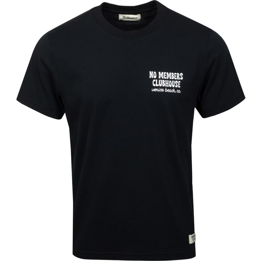 Clubhouse T-Shirt Black - AW21 0