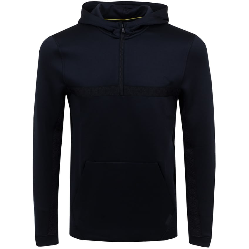 Curry Hooded Track Jacket Black/Black - AW21 0