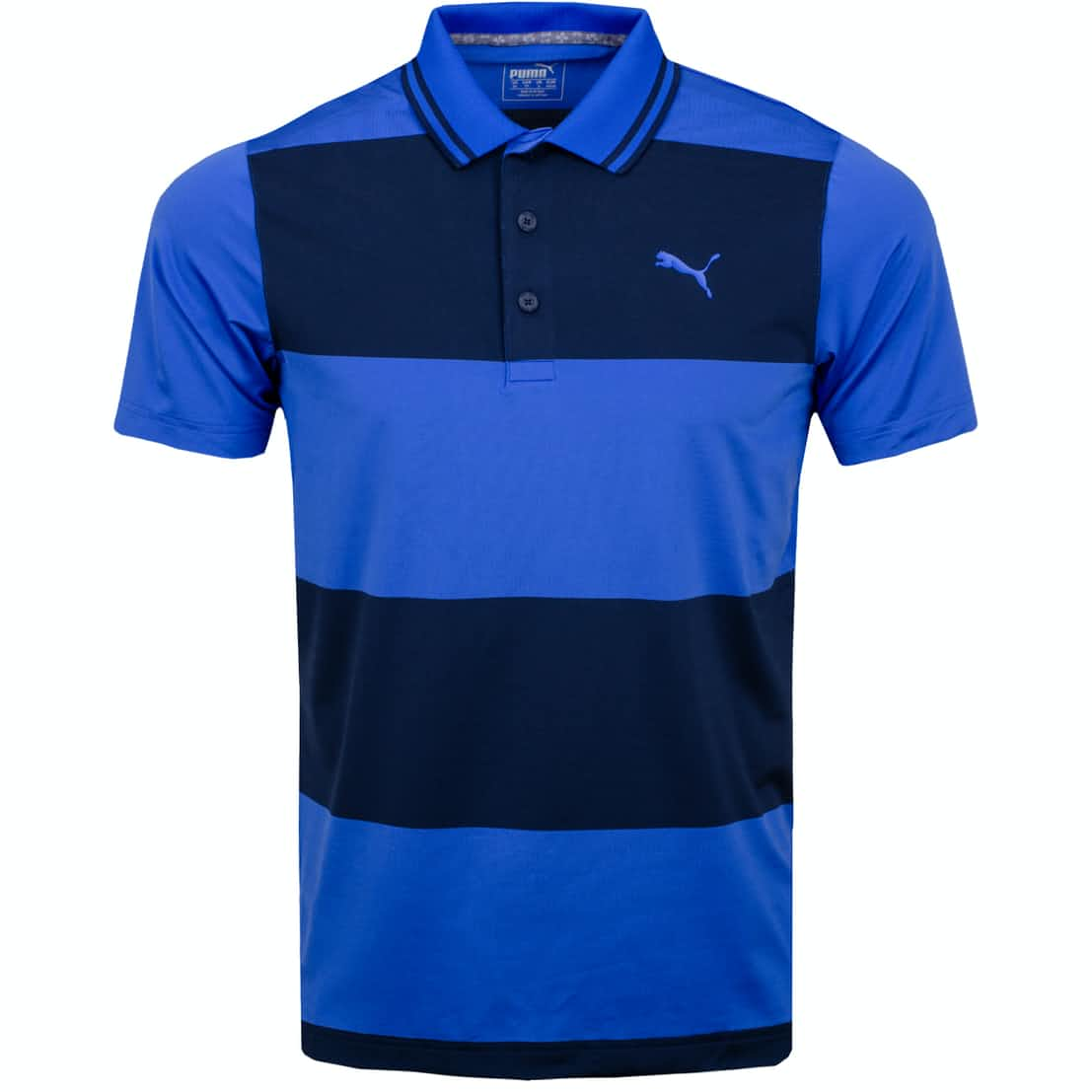 Rugby Polo Dazzling Blue/Peacoat - AW19
