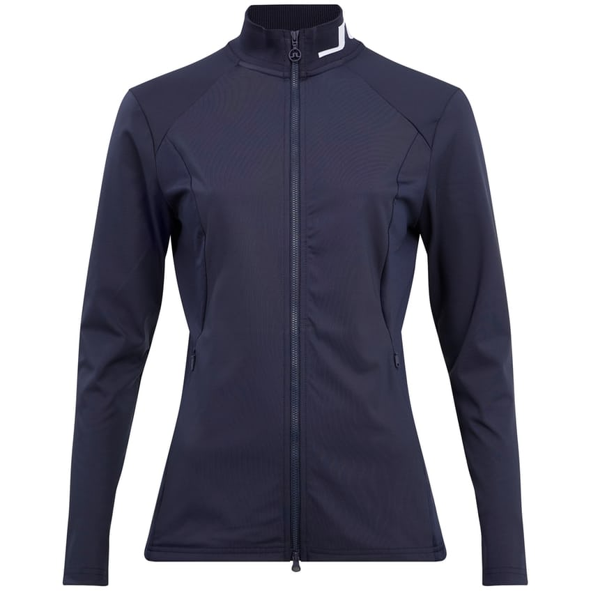 Womens Therese Sport Jersey Mid Layer JL Navy - AW21 0