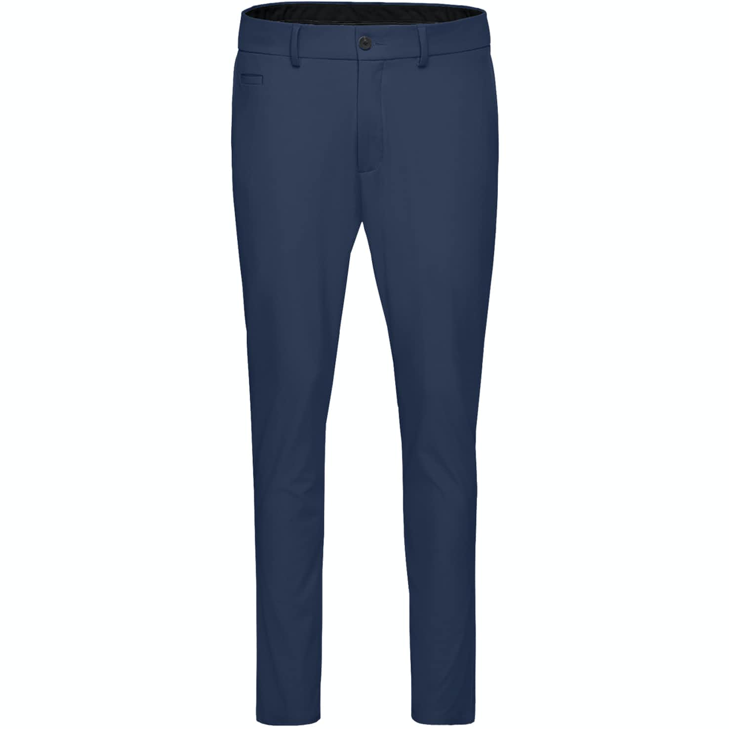 Ike Tailored Fit Trouser Atlanta Blue - 2020