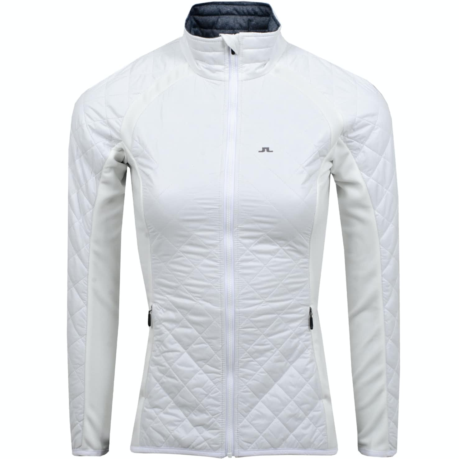 Womens Atna Hybrid Jacket Pertex White - AW19