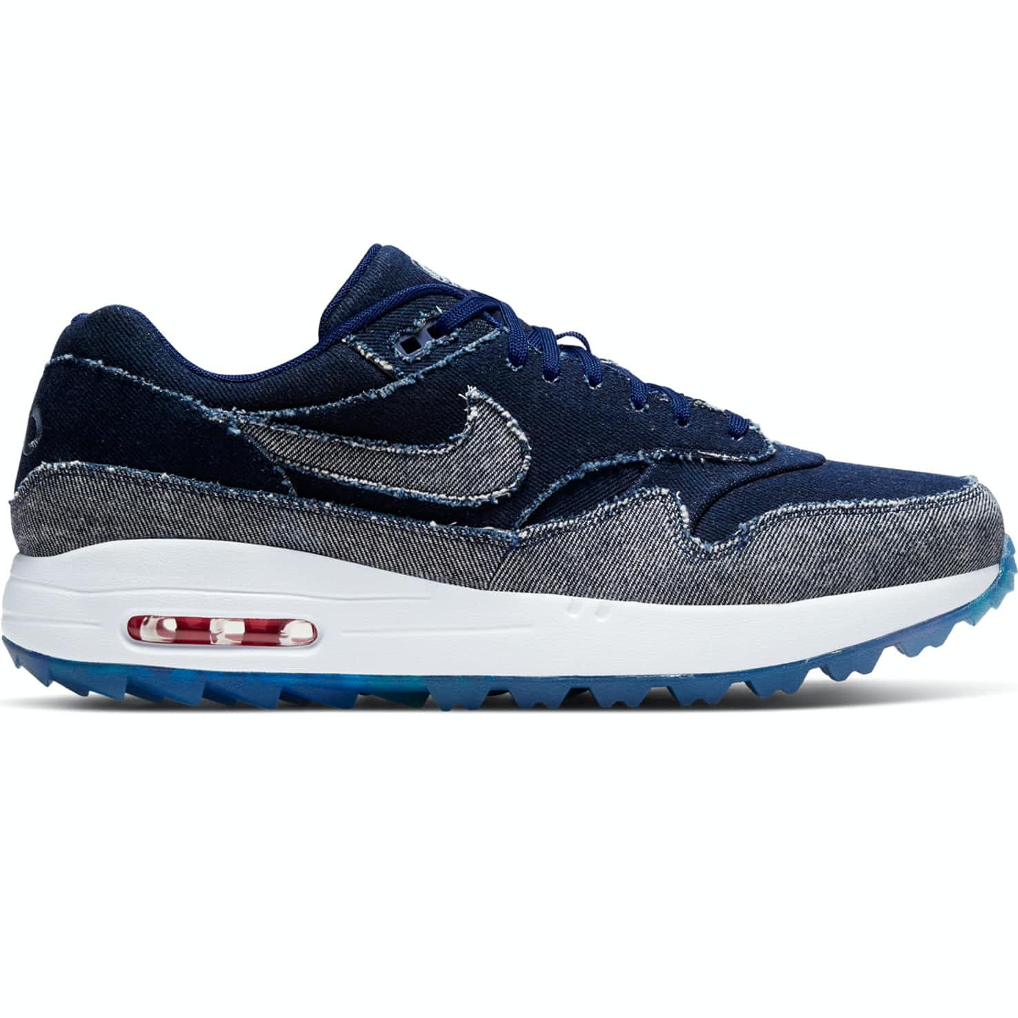 Air Max 1G NRG Denim Blue Void/Thunderstorm/Hyper Pink - 2019