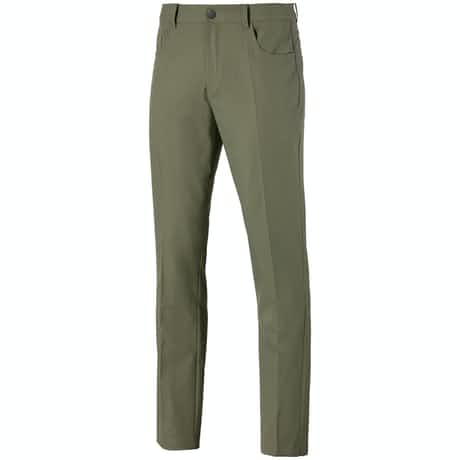 Jackpot Five Pocket Pants Deep Lichen Green - SS20