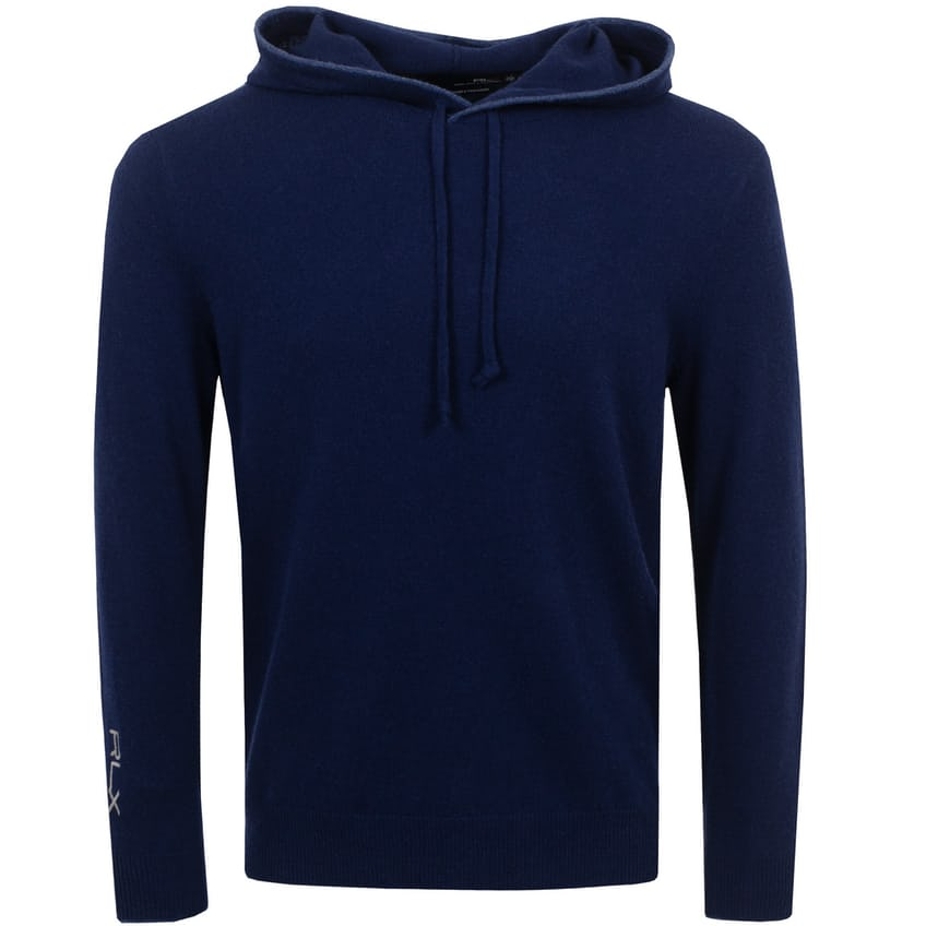 RLX Cashmere Hoodie French Navy - AW21 0