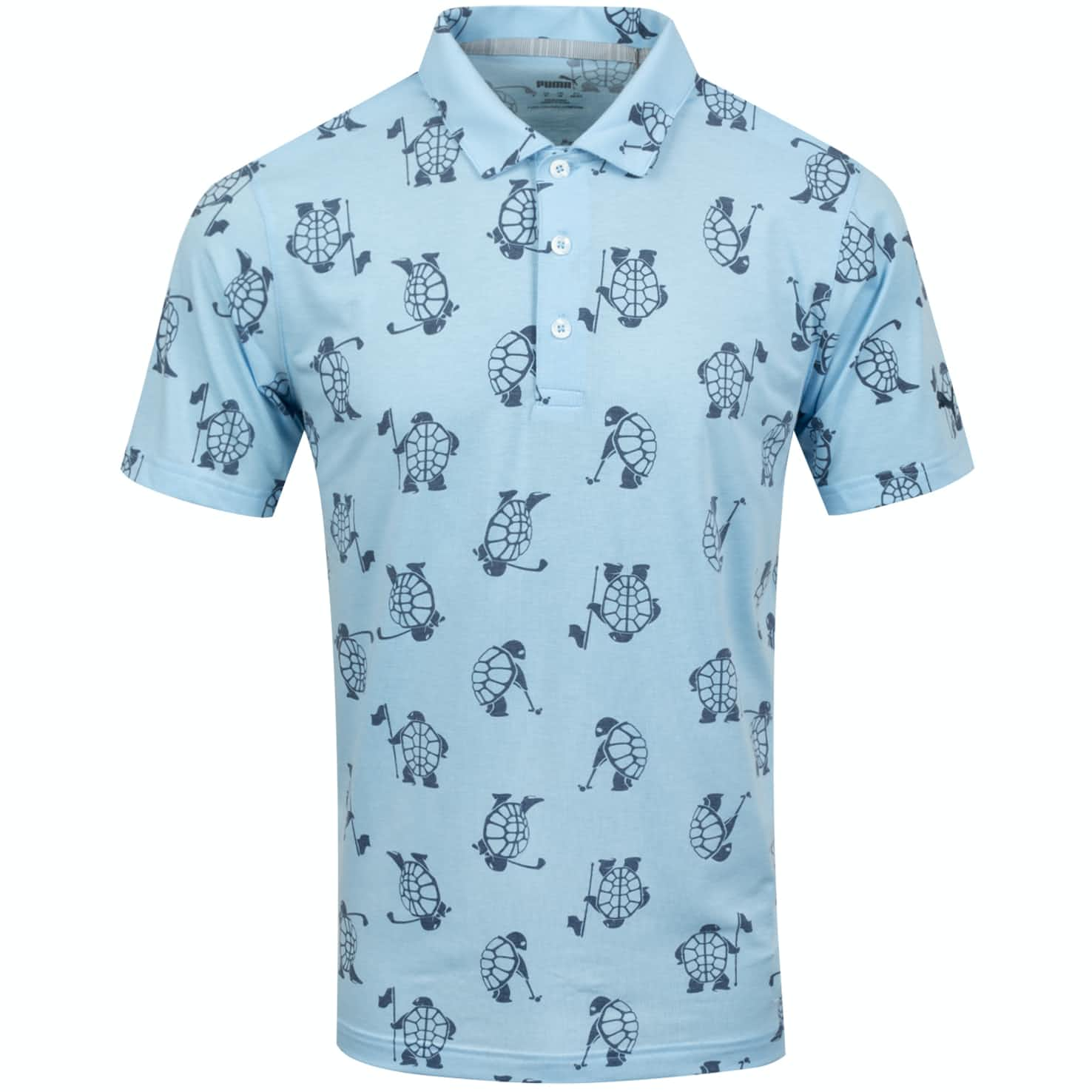 Slow Play Polo Blue Bell - SS20